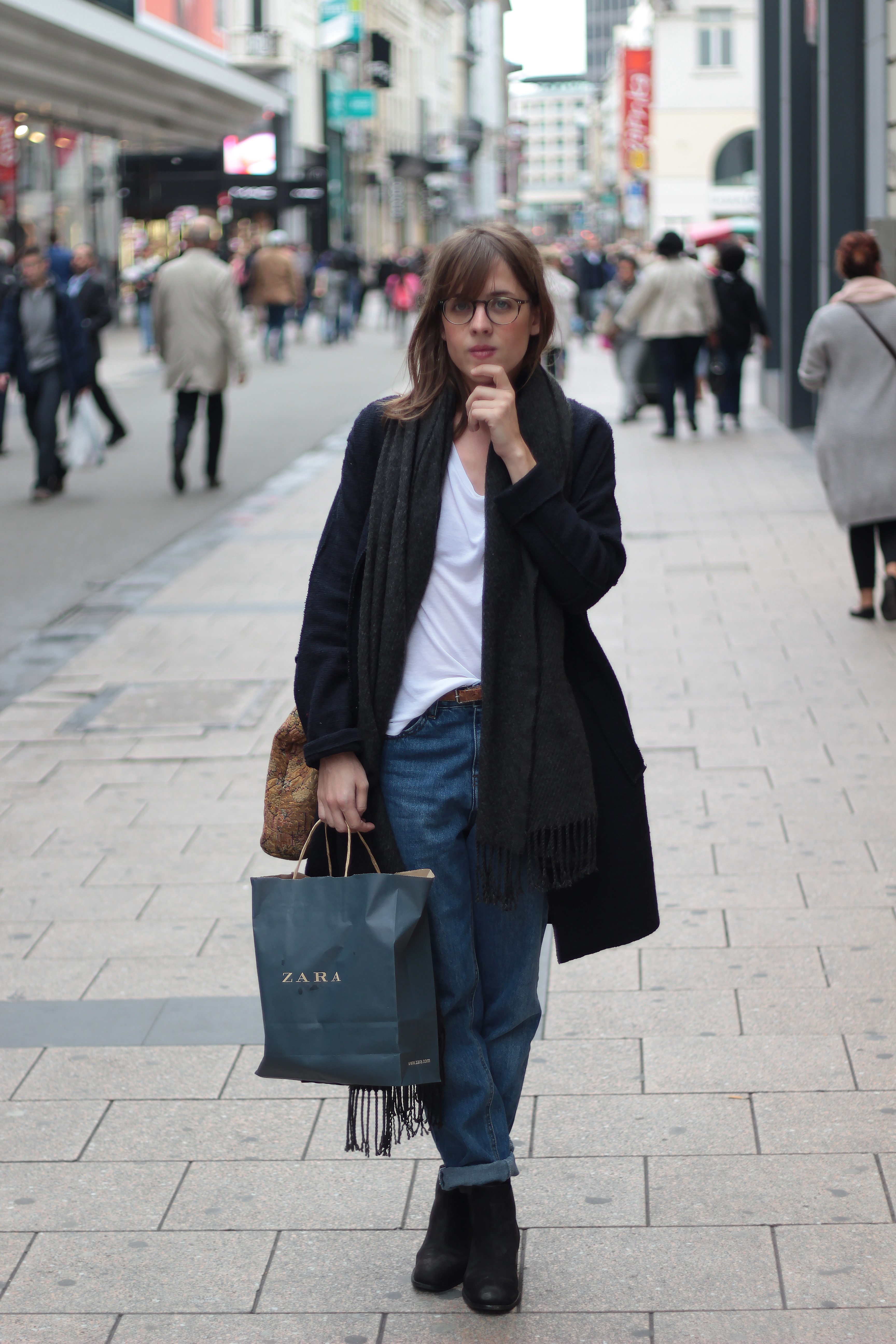 streetstyle de Justine Bruxelles