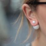 boucles d'oreilles aliexpress imitation Dior