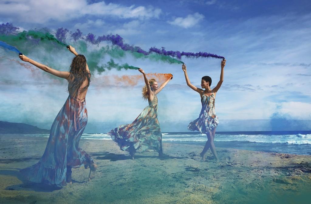 zara WOMEN campagne printemps été 2016