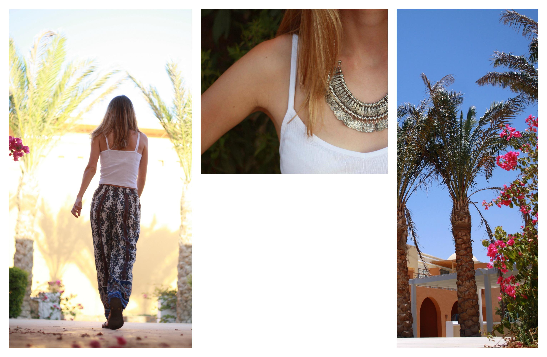suchagirl blog ootd egypte pantalon primark