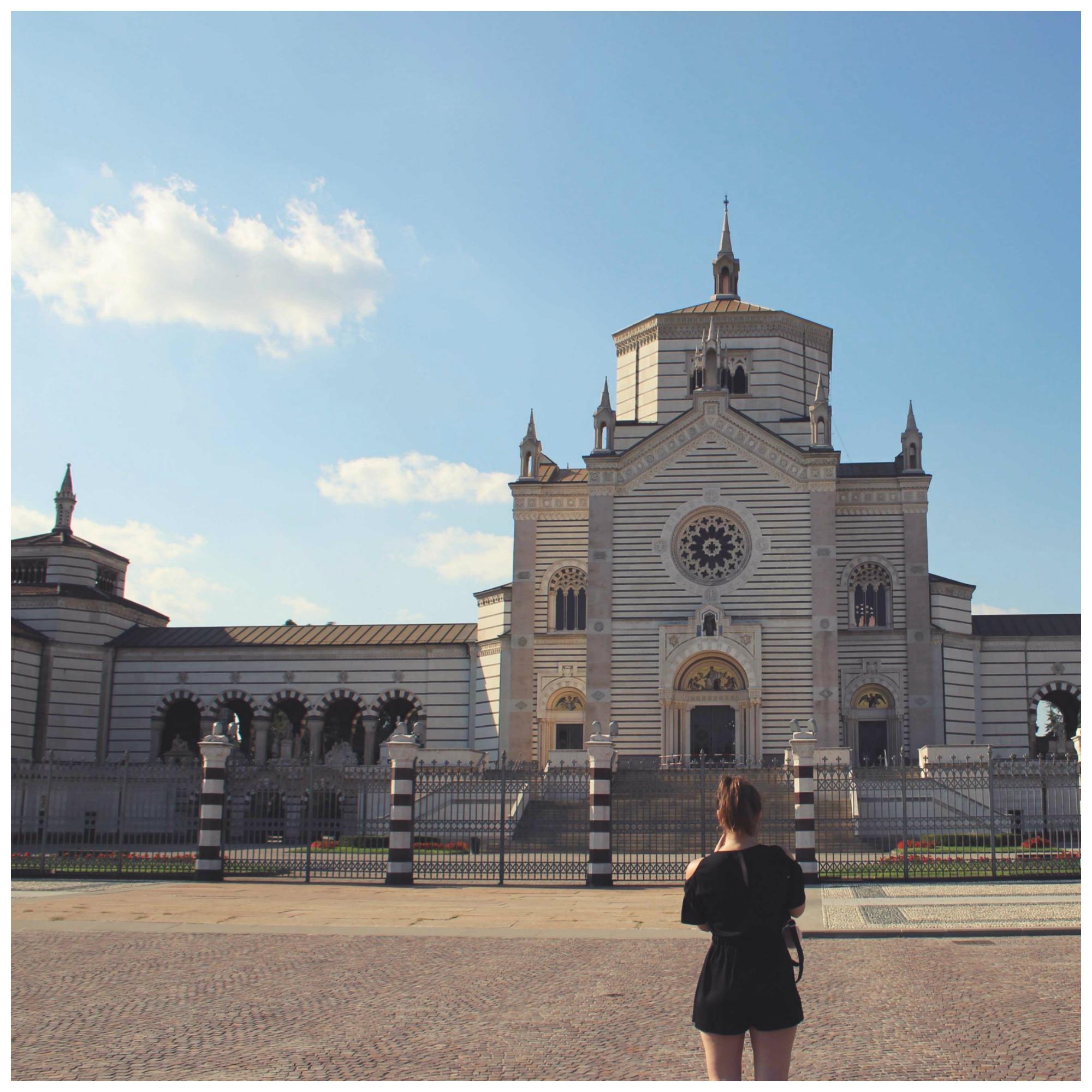 city trip milan a voir monumentale