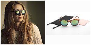 KEHU Fashion multicolour New mercury Mirror glasses men sunglasses women male female coating sunglass gold round OCUL