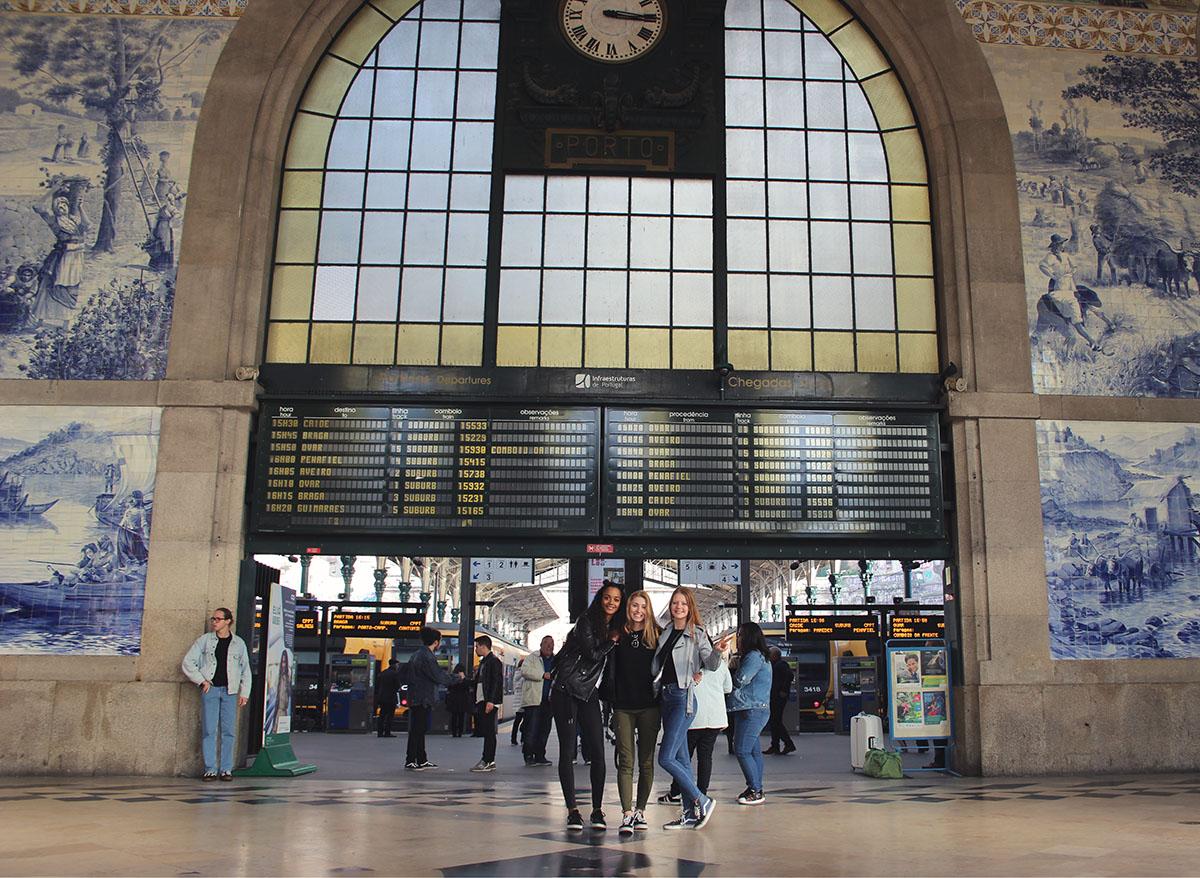 station sao bento porto citytrip