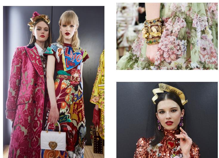 fashion devotion dolce et gabbana 2018