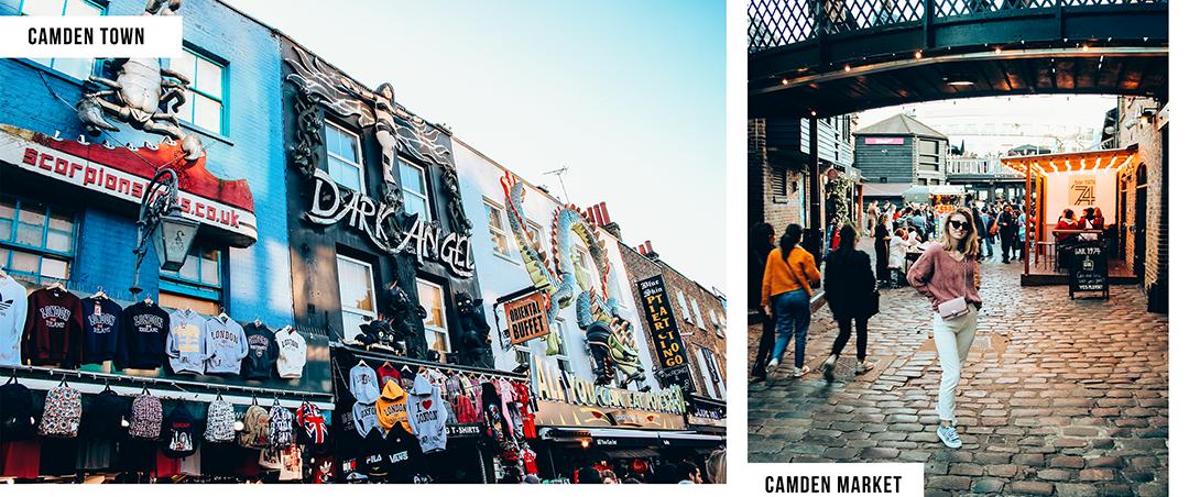 Camden Town/market