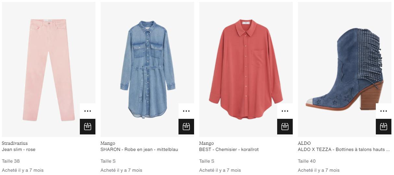 pre-owned zalando wardrobe